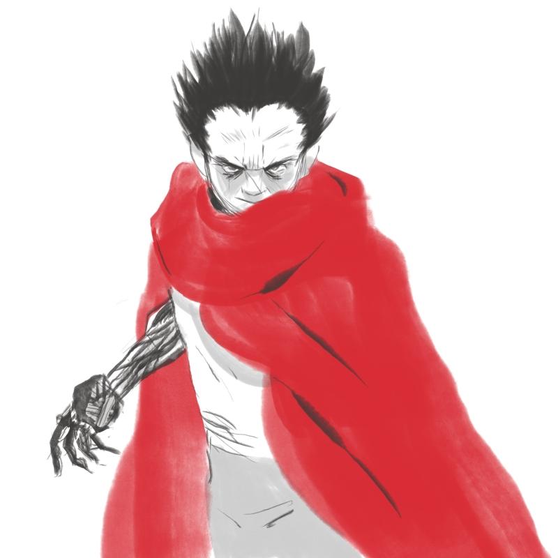 Tetsuo, from Akira
